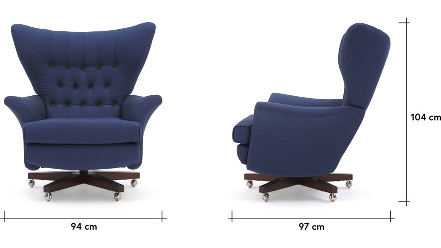 G Plan Vintage The Sixty Two Fabric Armchair