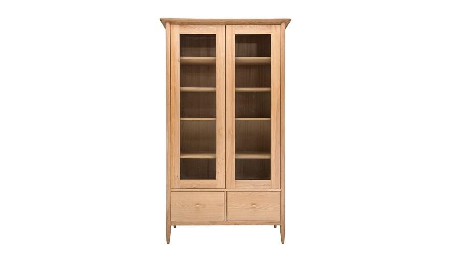 Ercol Teramo Display Cabinet