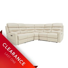 Ex-display Tetra Corner Sofa Group with USB
