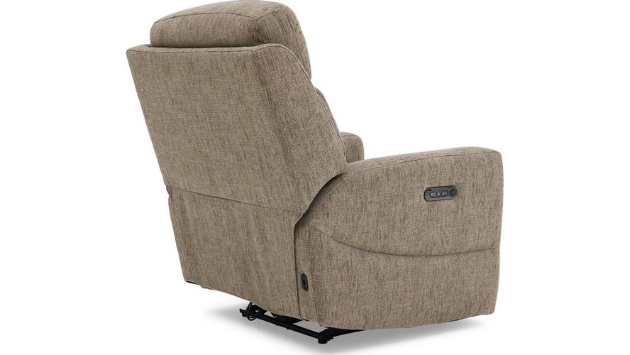 Tetra Power Recliner Armchair with Head Tilt