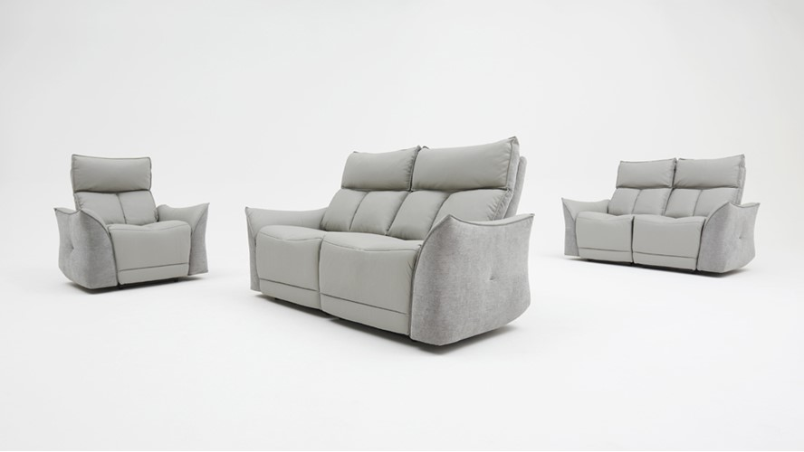Tivoli 2.5 Seater Power Recliner Sofa