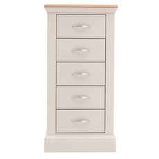 Portland 5 Drawer Tall Chest