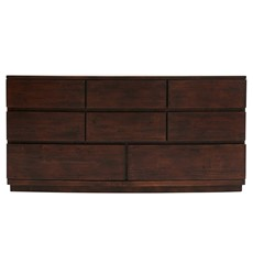 Texas 8 Drawer Wide Chest