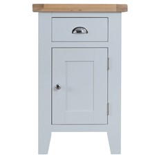 St Ives Small Cupboard - Grey