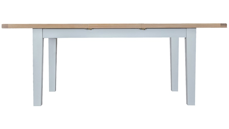 St Ives 160cm Butterfly Dining Table - Grey