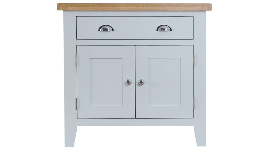 St Ives Small Sideboard - Grey