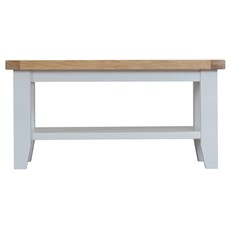 St Ives Small Coffee Table - Grey