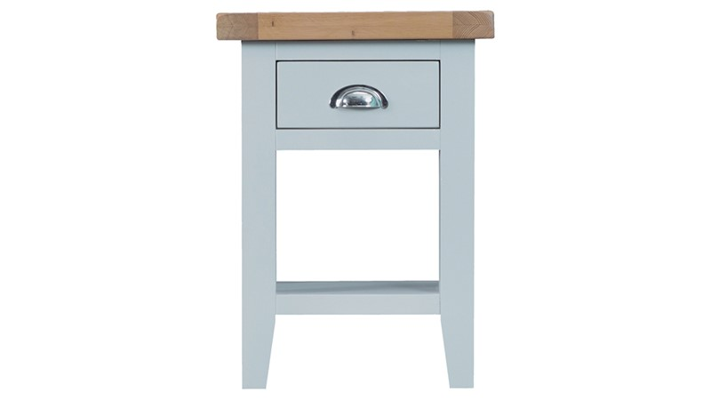 St Ives Side Table - Grey