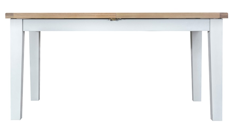 St Ives 160cm Butterfly Dining Table - White
