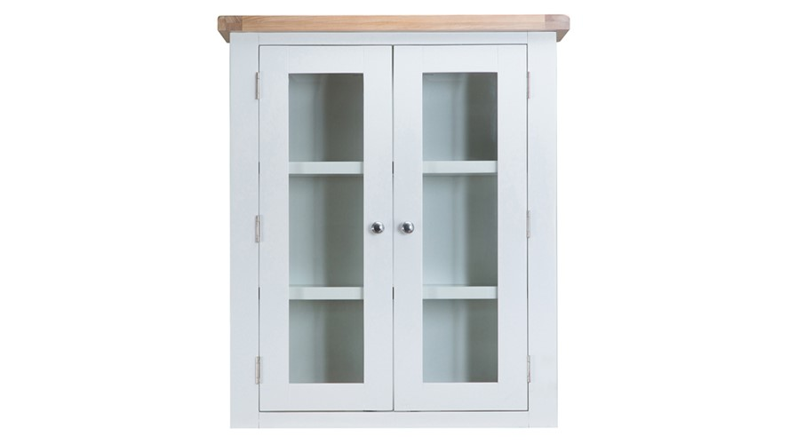 St Ives Small Display Top - White