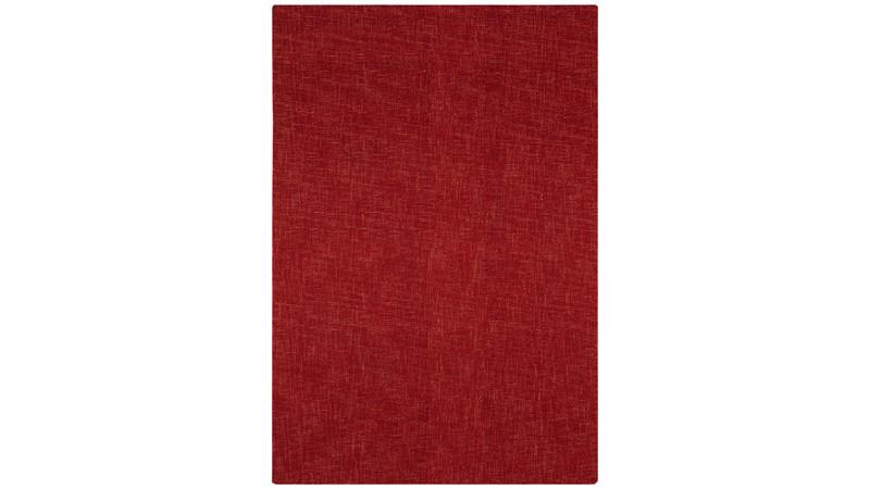 Tweed Rug - Berry