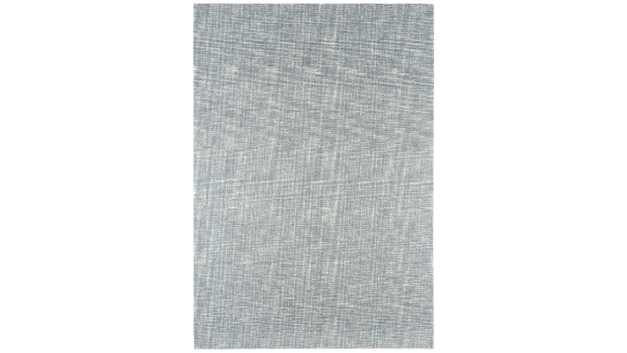 Tweed Rug - Silver