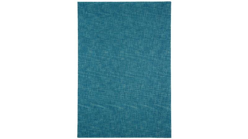 Tweed Rug - Teal