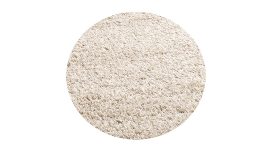 Twilight Circular Rug - Beige-White