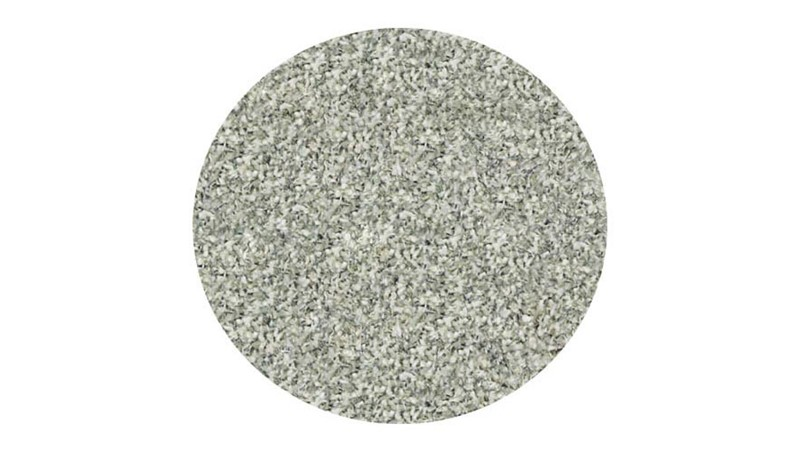 Twilight Circular Rug - White-Silver