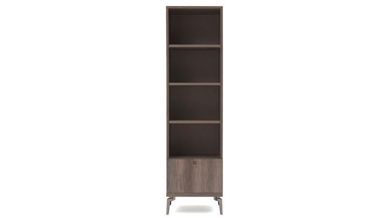 Urbino Bookcase RHF