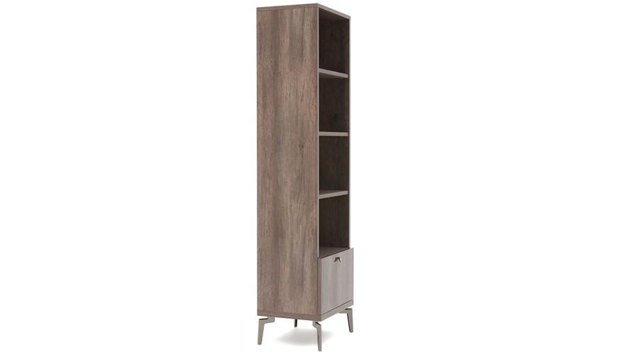 Urbino Bookcase LHF