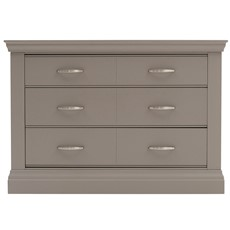 Fairfield 6 Drawer Wide Chest