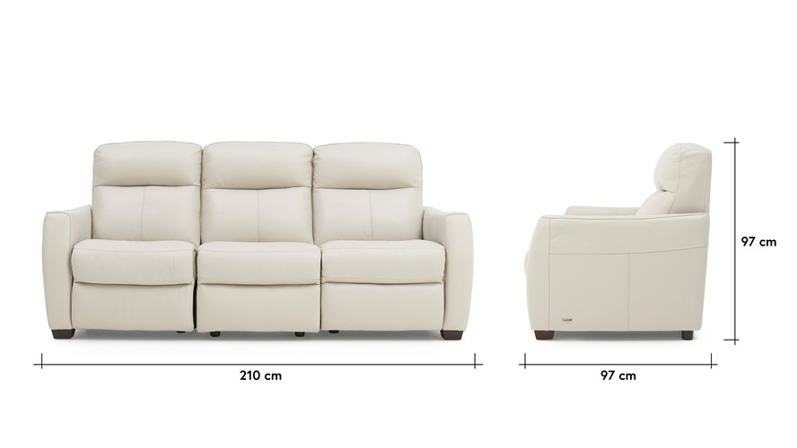 Covey 3 Seater Power Recliner Sofa