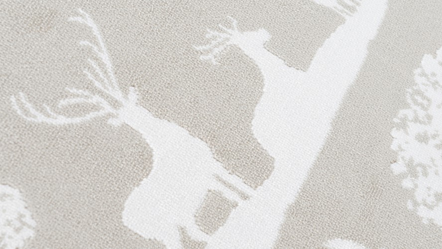 Voyage Acanthus Armchair  - Avimore Birch