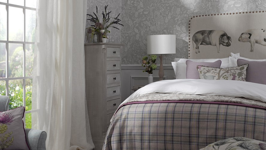 Voyage Martha Hedgerow Headboard