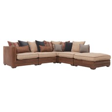 Alexander & James Wallace Corner Sofa - Chase Right