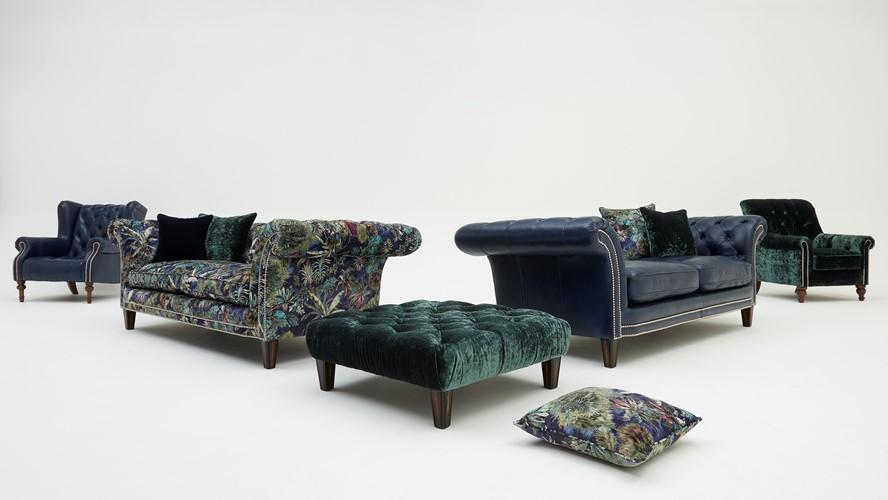 Alexander & James Wallace Large Sofa