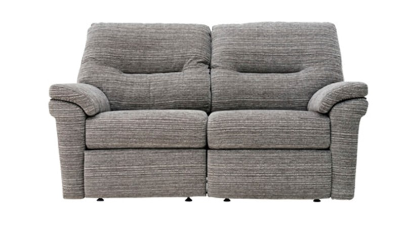 G Plan Washington Fabric 2 Seater Sofa