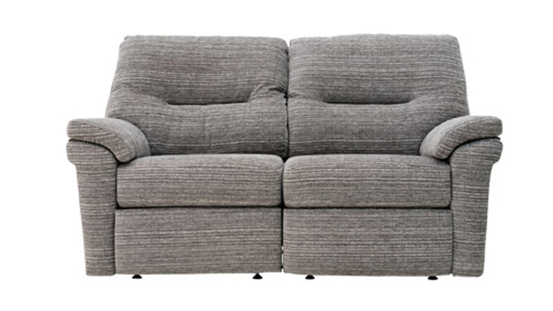 G Plan Washington Fabric 2 Seater Recliner Sofa (Double)