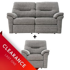 Ex-display G Plan Washington 2 Seater Sofa & Armchair