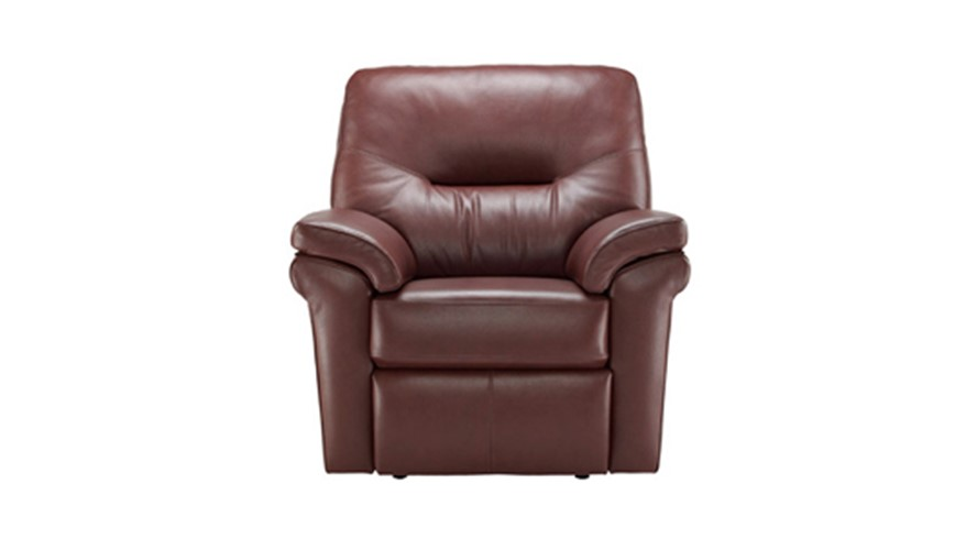 G Plan Washington Leather Recliner Chair