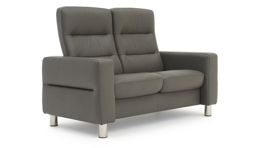 Stressless Wave High Back 2 Seater Sofa Sterling Furniture