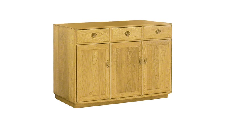 Ercol Windsor High Sideboard