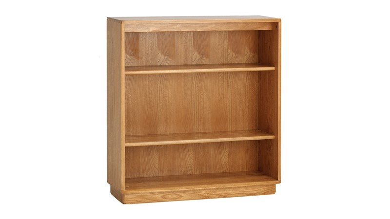 Ercol Windsor Small Bookcase