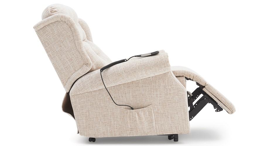 Celebrity Woburn Fabric Standard Dual Lift & Tilt Recliner Armchair