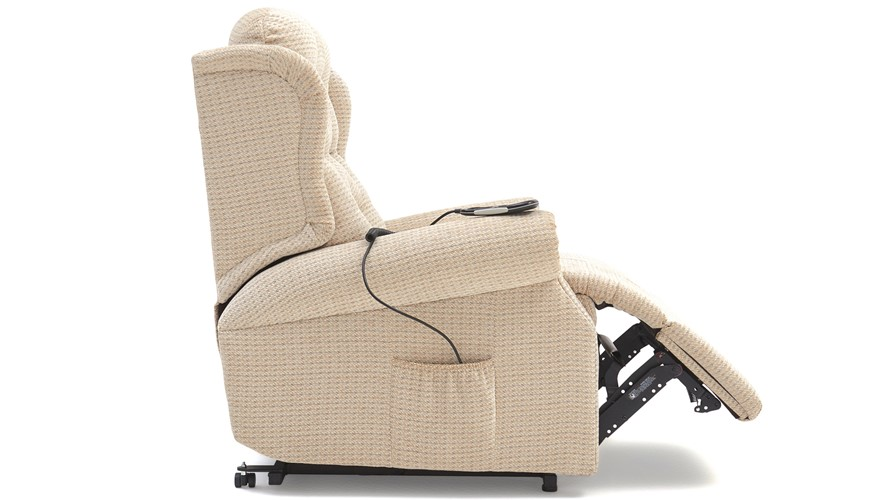 Celebrity Woburn Fabric Petite Single Lift & Tilt Recliner Armchair