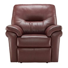 G Plan Washington Leather Armchair