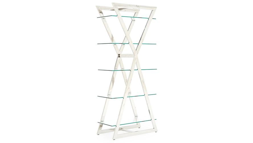 Arkan Open Shelf Unit