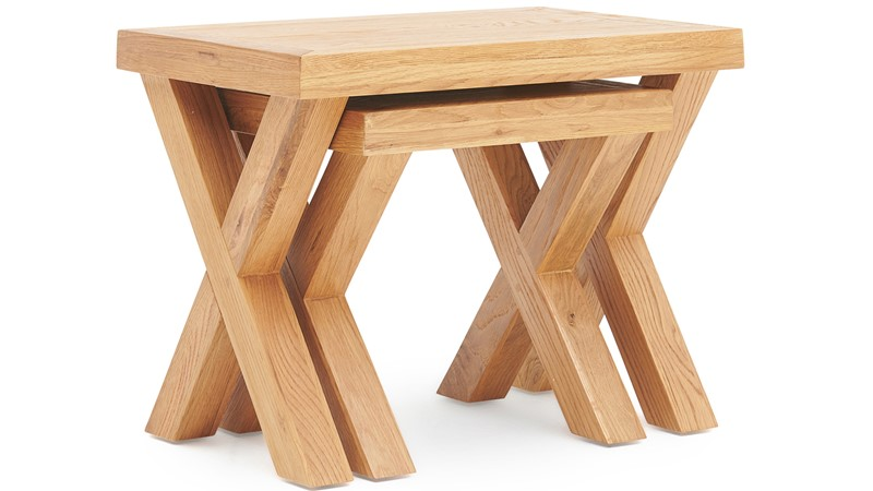X Nest of Tables